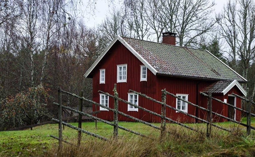 Hålanda-hembygdsgård
