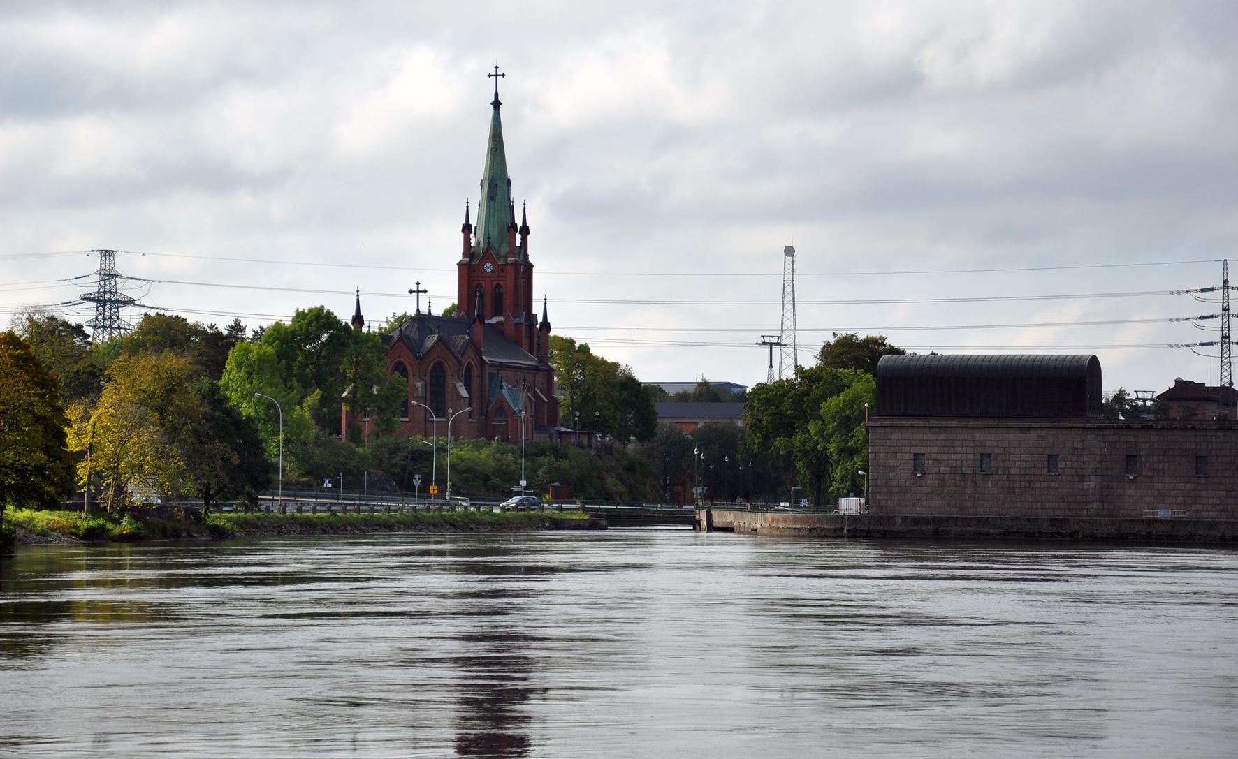 Trollhättans kyrkasept2014