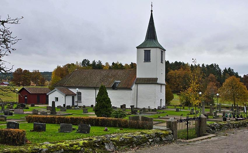 Hålanda-kyrka