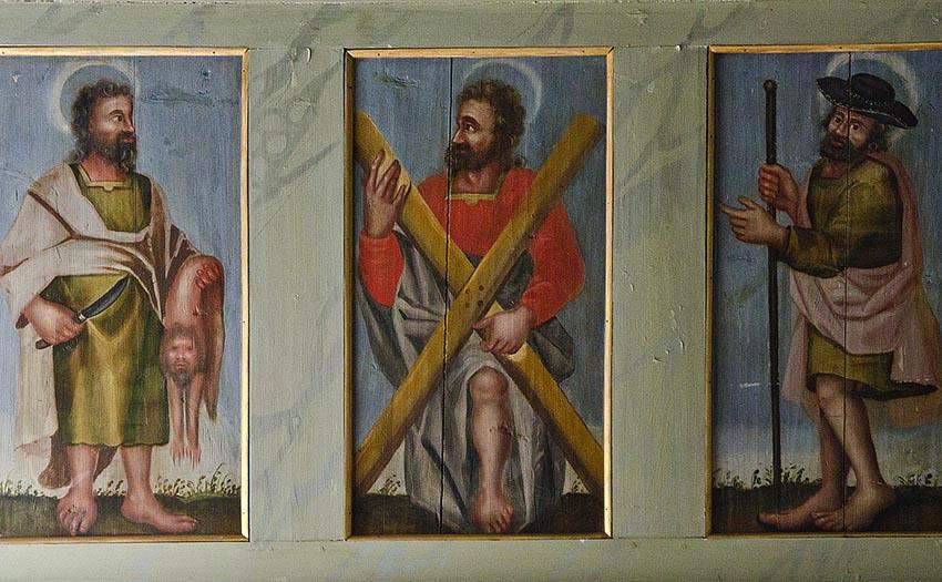 Målningar-Hålanda-kyrka