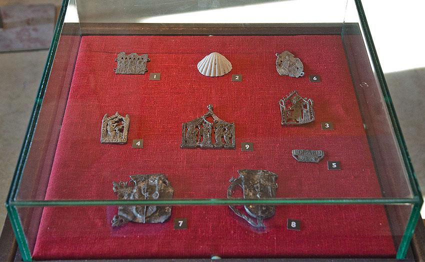 SL Pilgrimsmärken-Lödöse-museum