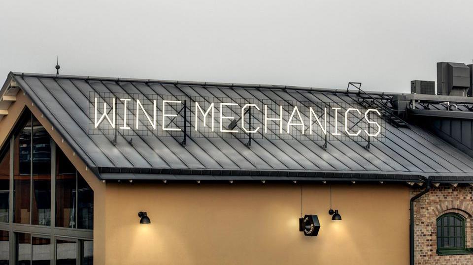 Wine Mechanics