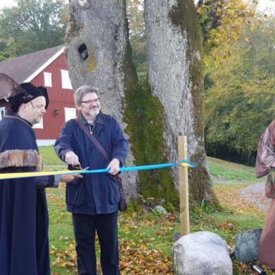Återinvigning Färdväg Kungsgården