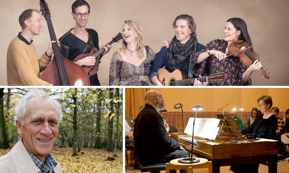 Musikvandring Lödöse-Mauritzberg 22 augusti