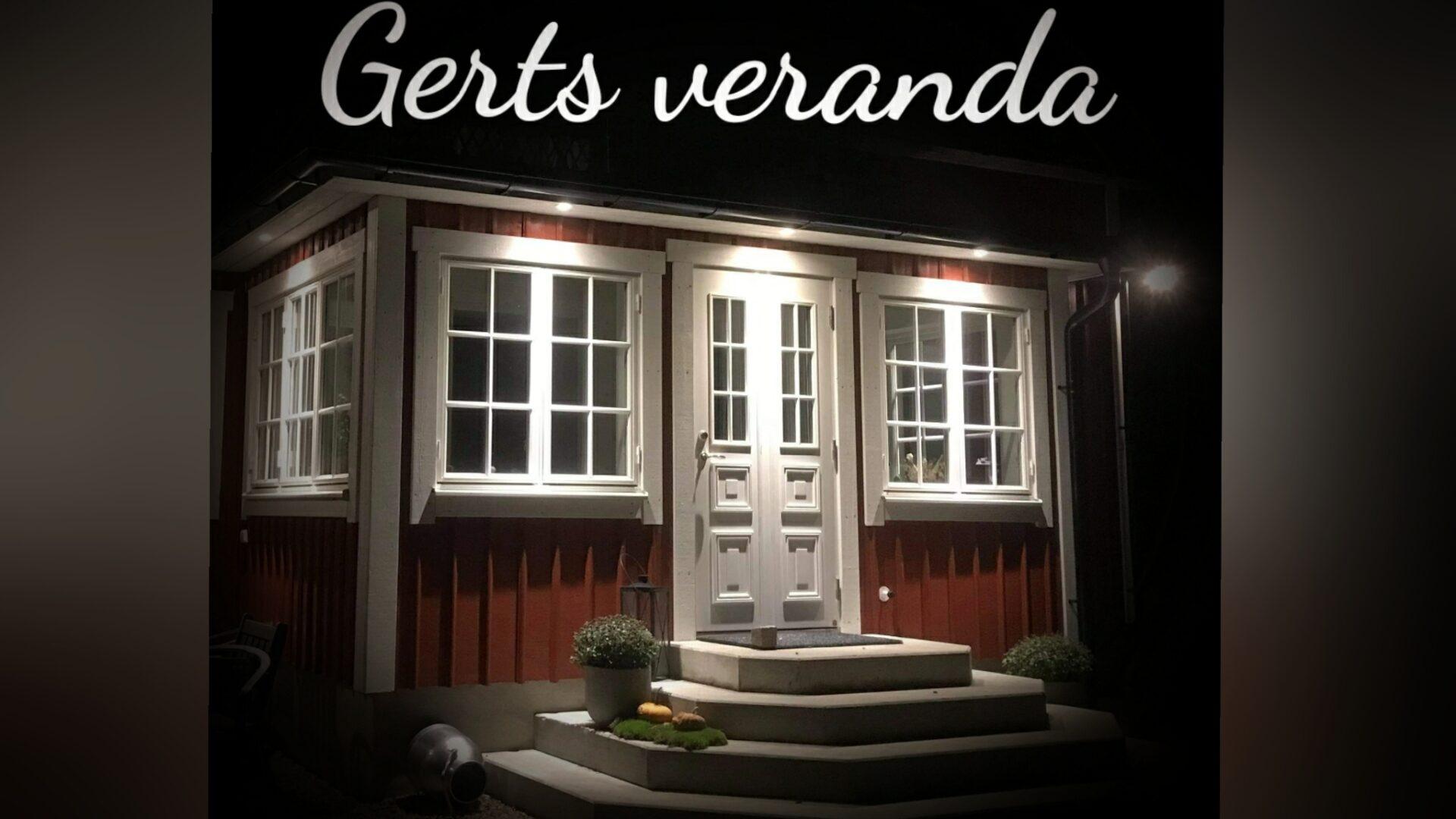 Gerts Veranda