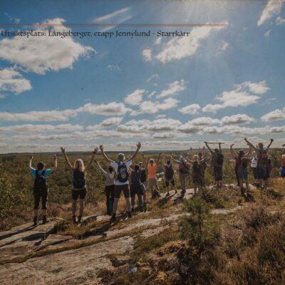 Utvecklingskliv för Pilgrimsleden – stärker näringslivet