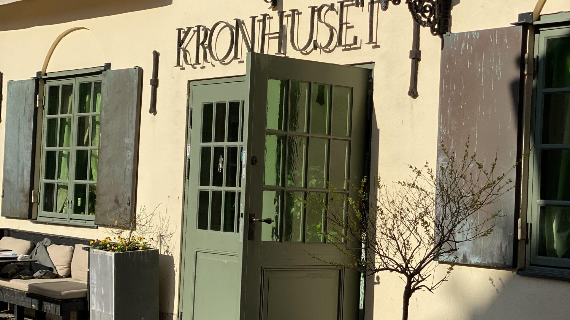 Café Kronhuset