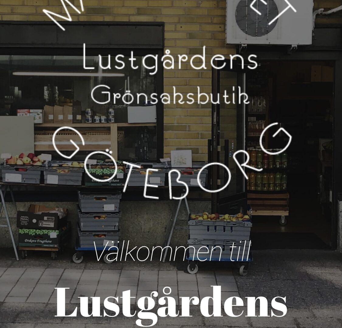 Lustgårdens Grönsaksbutik