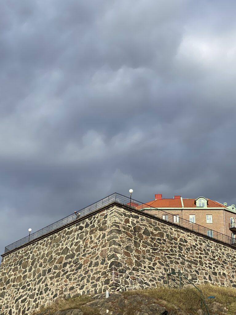 Bastionen Carolus Rex